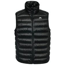 Mens Trespass Hasty Gilet Shiny Down Vest