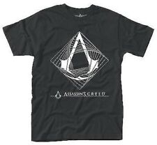 NUOVO Ufficiale Assassins Creed - Spirale T-Shirt