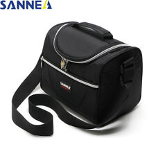Thermal Lunch Bag Bento Insulated Cooler Box Food Picnic Handbag Waterproof Kit