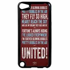 West Ham United WHU FC Football Chant Song Plaistic Case for iPod 4 5 6th G D11