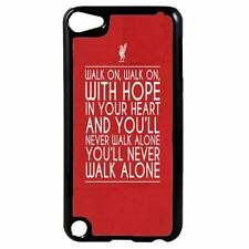 Liverpool Football Chant Song Walk on Plastic Case for iPod 4th 5th 6th G D14
