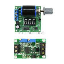DC 0.1mA/4-20mA to 0-24V Voltage Adjustable Current Signal Generator Board