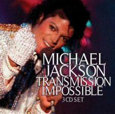 MICHAEL JACKSON - Transmission Impossible (3cd) NUOVO 3 x CD