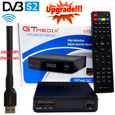Upgrade V7S HD FTA Digital Satellite TV Receiver DVB-S2/S 1080P Support Youtobe
