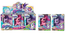 cute little pony Girls Play Magical Kingdom unicorns Party Bag Filler Toy gift