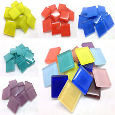 20mm Murrini Mosaic tiles for Arts and Crafts - 100g Various Colours