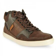 BOTIN CASUAL CASCO CORDON MARRON
