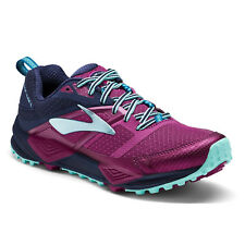 BROOKS LADY CASCADIA 12 TRAIL SHOE  - RRP £109.99