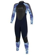 O'Neill Epic 3/2mm Wetsuit - Multi (2018) - Ladies Back Zip
