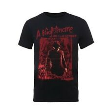 NUOVO UFFICIALE Nightmare On Elm Street, A - Freddy SILHOUETTE T-Shirt