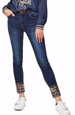 """Jeans Desigual Denim """"Exotic Papping Ankle"""" Art. 17WWDD38/5189"""