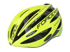 FORCE ROAD PRO Cycling Helmet Fluo