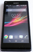 SONY XPERIA L C2105 8MP CAM 8GB 4,3 ZOLL SMARTPHONE ANDROID HANDY CELLPHONE TOP