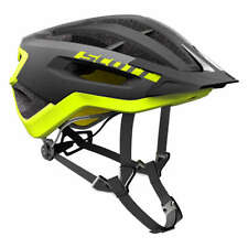 Scott Trail-MTB Helm Fuga Plus Rev Schwarz/Gelb RC