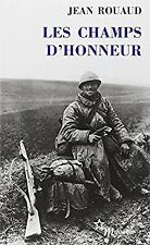 Les Champs dHonneur, Rouaud, Jean, Used; Good Book