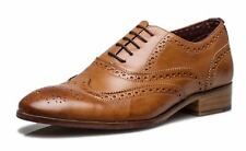 LONDON Brogues Wister hombre zapato oxford Oxford Zapatos Con Cordones Marrón