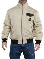 REFRIGIWEAR CAPTAIN JACKET BEIGE G044 0143 Giacca Giubbotto Bomber Invernale Uom