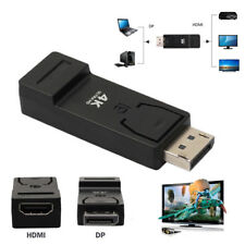 DisplayPort to HDMI adapter cable Video Audio Synchronization Transmission FF2.