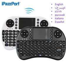 iPazzport i8P Keyboard Fly Air Mouse 2.4G Wireless Gaming Version Remote Control