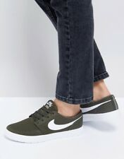 Nike SB Portmore Ii Ultralight Trainers In Khaki Casual Shoes Trainers FAST POST