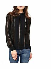 GUESS LS GENEVIEVE TOP W81H53W9LM0A996