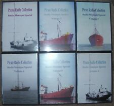 Radio Monique 6 disks to choose from Pirate radio from the 1970's