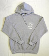 ANTI SOCIAL SOCIAL CLUB hoodie SIZE S - XL SUPREME PALACE GOSHA Pigalle ASSC NEW
