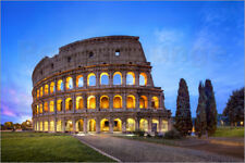 Poster The Colosseum in Rome, Italy - Jan Christopher Becke