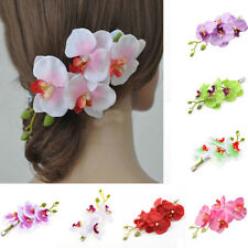 FASHION GIRL WOMEN SIMULATION FLORAL FLOWER HAIRPIN HAIR CLIP ACCESSORIES NICE