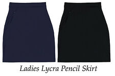 donna lycra gonna a tubino eleganti da lavoro formale slim gonna gs3024