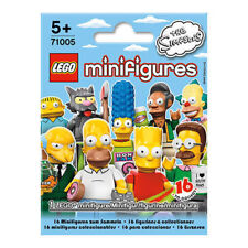 LEGO Minifigures Series 1 - Simpsons - Choose Your Figure NEW 71005 Homer Bart