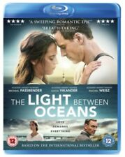 The Light Between Oceans BLU-RAY NUEVO Blu-ray (eo52091br)