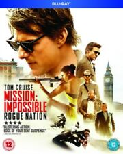 MISSION IMPOSSIBLE - ROGUE NATION BLU-RAY NUOVO Blu-Ray (6826443)