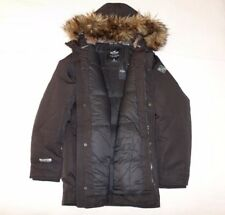 Mens Hollister by Abercrombie&Fitch All-Weather Quilted Hoodie Jacket Size L, XL