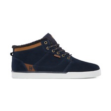 Chaussures Etnies Jefferson Mid Navy/brown/white