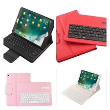 NEW WIRELESS BLUETOOTH KEYBOARD LEATHER CASE COVER FOR IPAD 2/3/4
