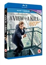 007 BOND - A View To A KILL BLU-RAY NUOVO Blu-Ray (1623407086)