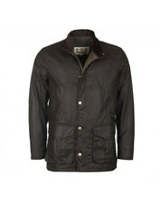 Barbour Hereford Wax Jacket in Sage