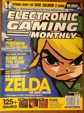 Electronic Gaming Monthly Mag, Choose from 21 Issues, Great Content, *FREEPOST*