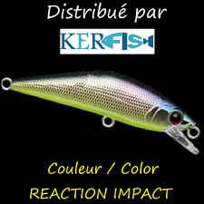 LEURRE POISSON NAGEUR SSO PAYO TWITCHER 50 RED SPOT GOLD YAMAME TRUITE
