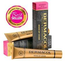 Dermacol High Cover Makeup Foundation Waterproof SPF-30 *NIB* FREE SHIPPING!