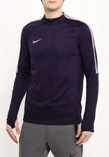 NIKE DRI-FIT SQUAD DRILL Men's Football Top Size L