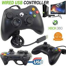 Xbox 360 Controller USB Wired Game Pad For Microsoft Xbox 360 Windows PC UK POST