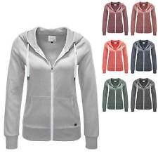 Only Damen Sweatjacke Hoodie Sweatshirt Pullover Damenjacke Color Mix SALE %