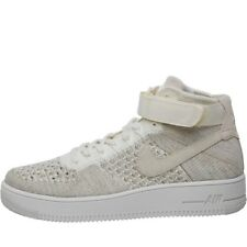 Nike Mens Air Force 1 Ultra Flyknit Mid Trainers
