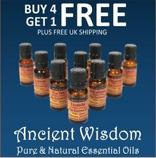 Essential Oils 10ml | Natural and Pure Aromatherapy Oil Selection
