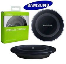 GENUINE Samsung Galaxy S7 S6+ S7 Edge QI Wireless Charger Charging Pad Plate