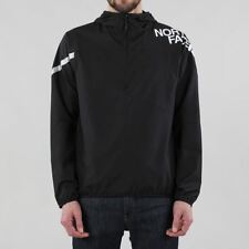 The North Face Men's Terra Metro Training Pullover Jacket TNF Black
