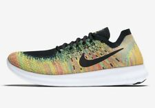 Nike Free Rn Flyknit 2017 Mens Trainers All Sizes New RRP £110.00 Box Has No Lid