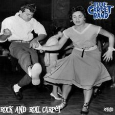 Azul Alfombra Band - ROCK AND ROLL carpet-relaid NUEVO CD